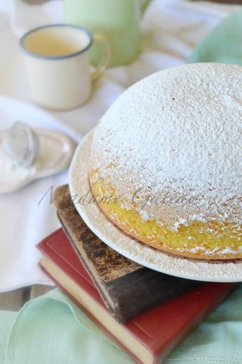 Torta Amor di polenta