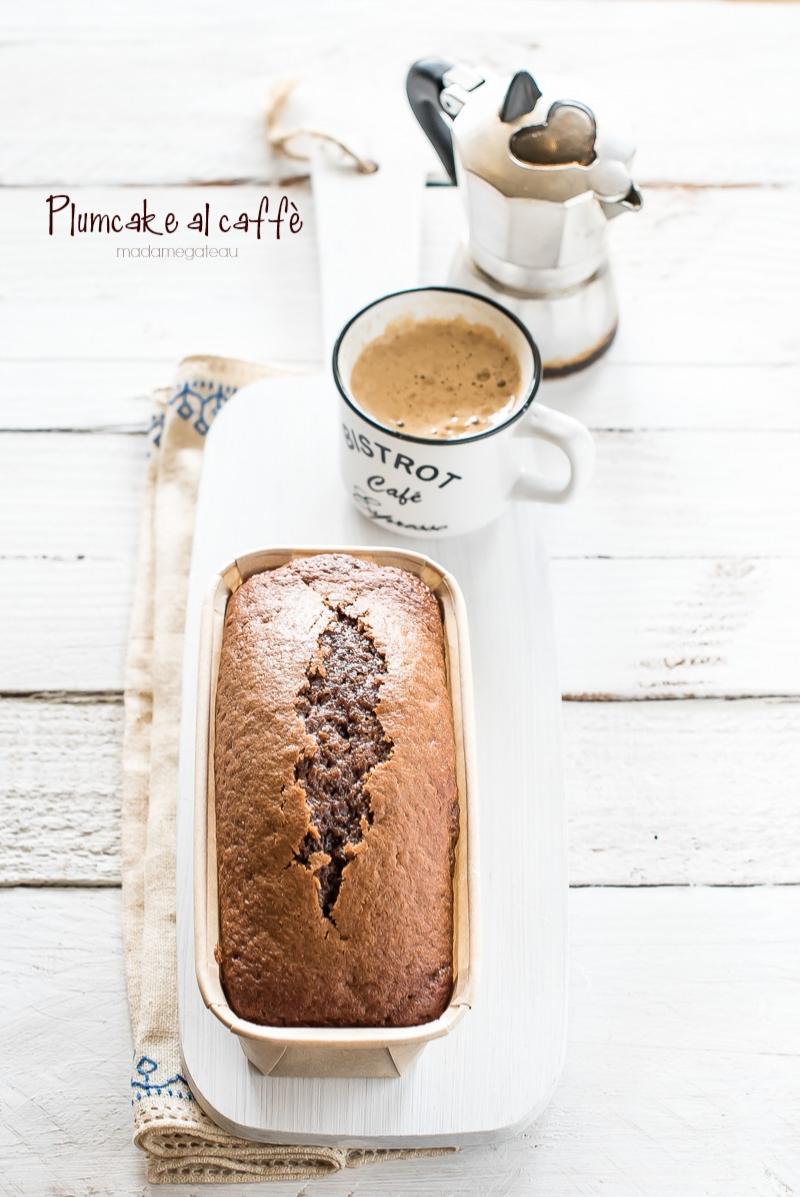 plumcake caffè